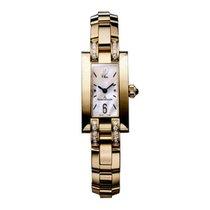 Jaeger-LeCoultre Ladies Q4601184 Ideale Yello Gold -  Diamonds...
