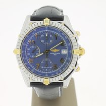 Breitling Chronomat Automatic Steel/Gold BlueDial 40mm...