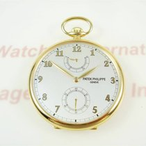 "Patek Philippe pocket watch ""Lepine"" certifikate 2009 TOP"