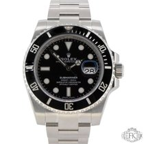 Rolex Submariner Date 116610LN Ny Stål 40mm Automatisk