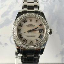 Rolex Lady-Datejust Pearlmaster 34mm
