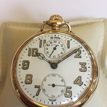 Ζενίθ (Zenith) alarm, openface pocket watch