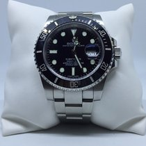 Rolex Submariner 116610ln Black Dial Stainless Steel