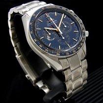 Omega Speedmaster Moonwatch Apollo XVII 45th Anniversary