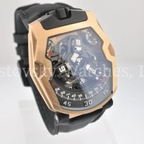 Urwerk 210 Rose Gold
