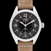 Hamilton Khaki Field Day Date new Steel