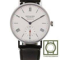 NOMOS Ludwig Neomatik Acier 36mm Blanc Romain