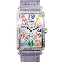 Franck Muller Color Dreams 952 QZ COL DRM D 1R (AC) new
