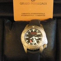 Girard Perregaux Sea Hawk 49941 Very good Titanium Automatic