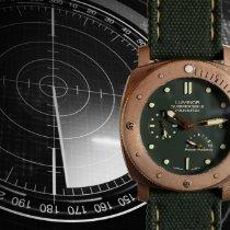 Panerai Special Editions Bronz 47mm Zelená Bez čísel
