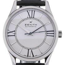 Zenith Elite Ultra Thin Stahl 33mm Weiß Deutschland, Berlin