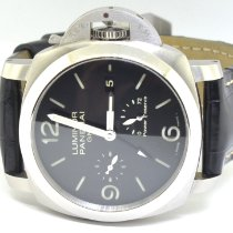Panerai Luminor 1950 3 Days GMT Power Reserve Automatic pre-owned 44mm Steel