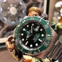 Rolex 116610LV Acciaio Submariner Date 40mm