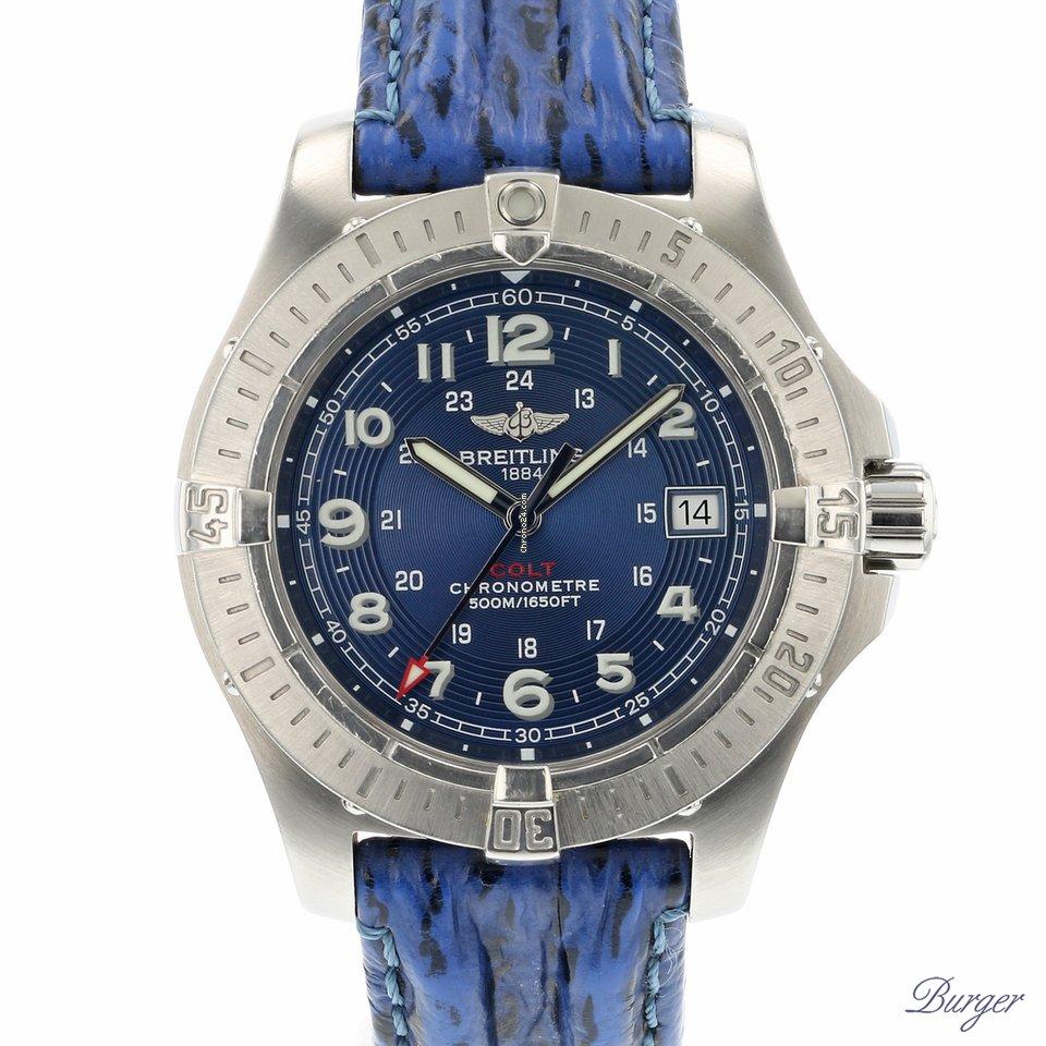 42a6ff0b032 Breitling Colt - Todos os preços de relógios Breitling Colt na Chrono24