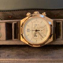 Vacheron Constantin 49150/000R-9454 Rose gold Overseas Chronograph pre-owned