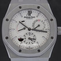 Audemars Piguet 26120ST.OO.1220ST.01 Stahl Royal Oak Dual Time 39mm neu