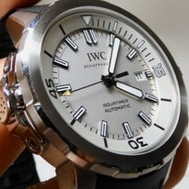 IWC Aquatimer Automatic Steel 42mm Silver United States of America, North Carolina, Winston Salem