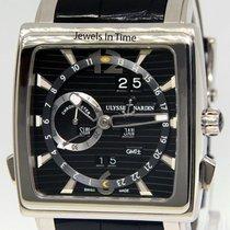 Ulysse Nardin Quadrato Dual Time Perpetual White gold 42mm Black United States of America, Florida, 33431
