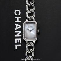 Chanel occasion Quartz 16mm Nacre Verre saphir