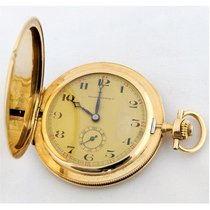 Tavannes Yellow gold 47mm pre-owned