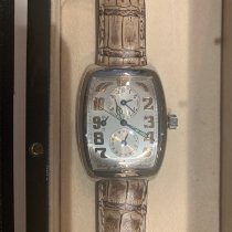 Dubey & Schaldenbrand Steel 33mm Automatic No. 602 pre-owned
