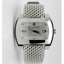 Baume & Mercier Hampton Steel 42mm Silver