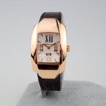 Chopard Rose gold Quartz Silver Roman numerals 45mm new La Strada