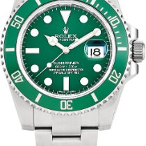 Rolex Submariner Date 116610LV 2011