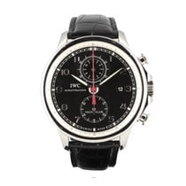 IWC Portuguese Yacht Club Chronograph Acier 43mm France, Paris