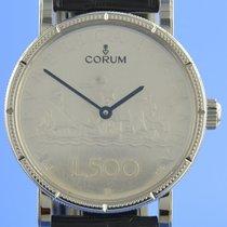 Corum Silver Automatic Silver 36mm new