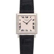 Patek Philippe White gold 26mm Manual winding 3490G pre-owned