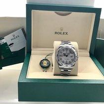 Rolex 216570 White Dial