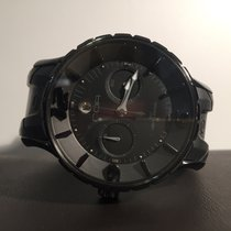 N.O.A Chronograph 44mm Automatic pre-owned Black