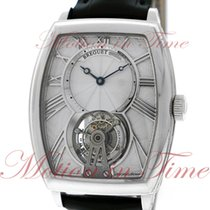 Breguet Héritage Platinum 42mm Silver Roman numerals United States of America, New York, New York