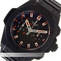 Hublot King Power Foudroyante Black Magic  715.CI.1123.RX