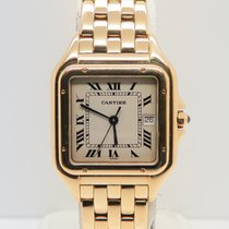 Cartier panthere 18k Yellow Gold 27mm (With Box)
