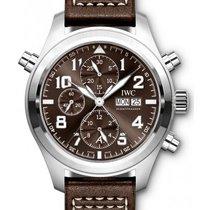 """IWC Pilot's Watch Double Chronograph """"Antoine de Saint..."""