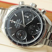 Omega Speedmaster 38 Co-Axial Chronograph 38mm NEW