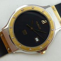 Hublot Classic gebraucht 32mm Gold/Stahl