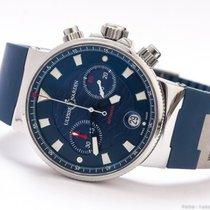 Ulysse Nardin Maxi Marine Blue Seam Ltd.xxxx/1846/Box