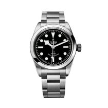 チュードルブラックベイ ・新品/未使用・時計 (説明書付き、化粧箱入り)・36 mm・スチール