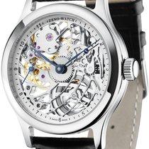 Zeno-Watch Basel Medium Retro Skeleton Winder - Limited...