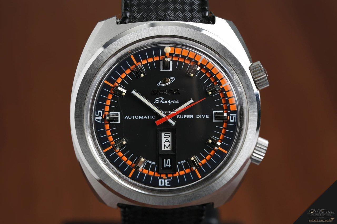 defc5b880423 Relojes Enicar - Precios de todos los relojes Enicar en Chrono24