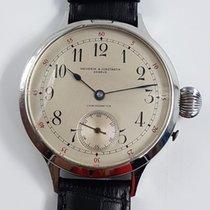 Vacheron Constantin Chronometer Marriage Wristwatch circa...