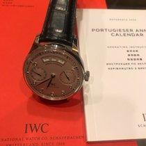 IWC Portuguese Annual Calendar 신규 스틸