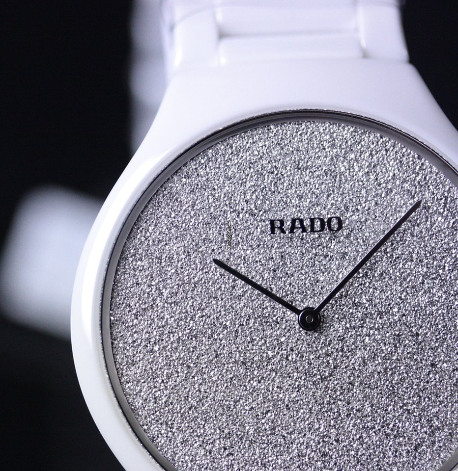 2208b08fc Rado True Thinline 39mm White Ceramic R27007092 for $1,905 for sale from a  Trusted Seller on Chrono24