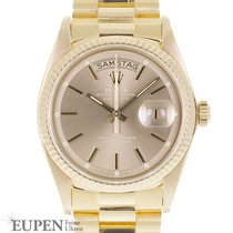 """Rolex Oyster Perpetual """"Golden Sunray Dial"""" Day-Date Ref. 1803"""