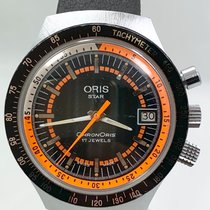 Oris Chronoris Steel United States of America, California, Marina del Rey