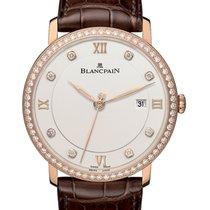 Blancpain Villeret Ultra-Slim 6651-2987-55B 2019 nuevo