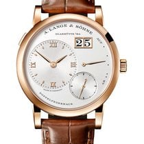 A. Lange & Söhne Rose gold 38.5mm Manual winding 191.032 new United States of America, New York, New York